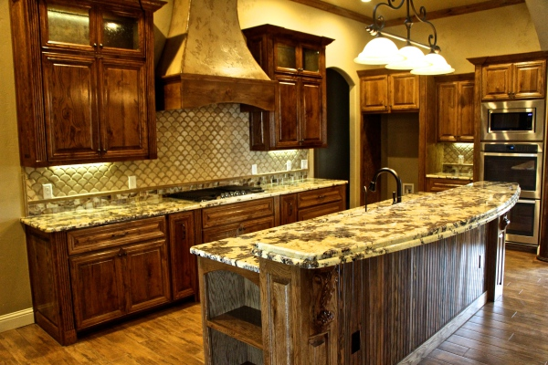 New Homes Remodeling Custom Cabinets